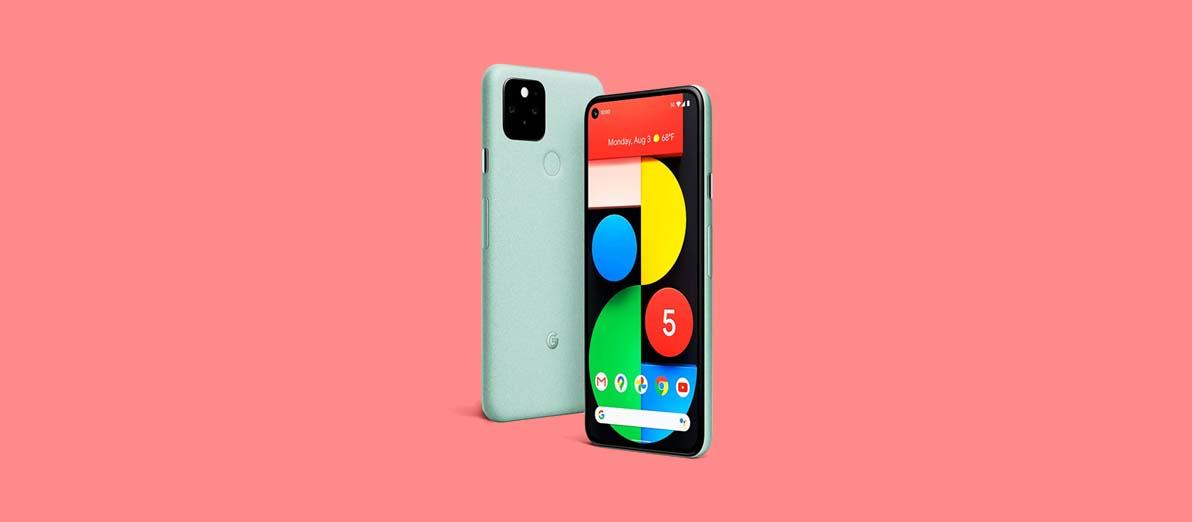 Pixel 6 با تراشه سفارشی وارد بازار می شود
